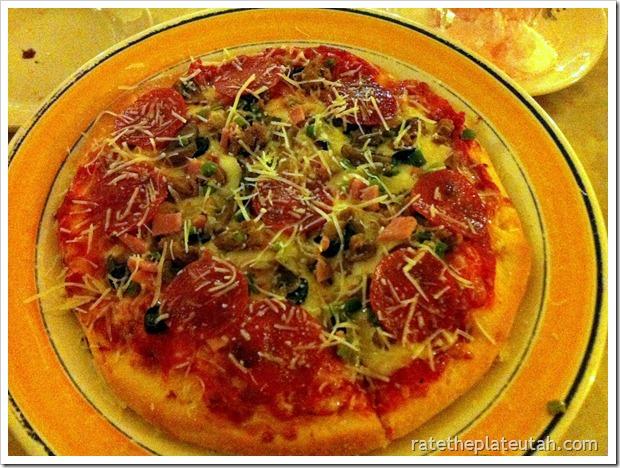 La Dolce Vita Supreme Pizza