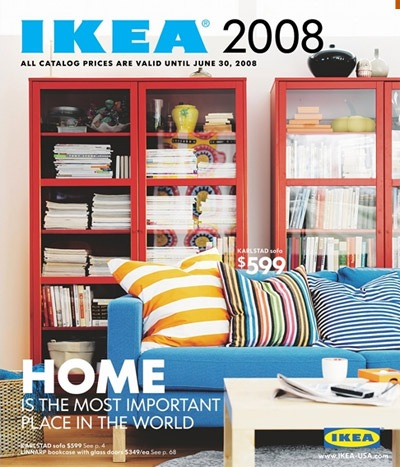 Catálogo Ikea 2008