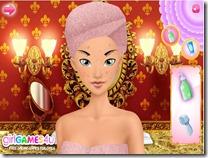 jogos de beleza - limpeza de pele 2