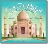 T is for Taj Mahal