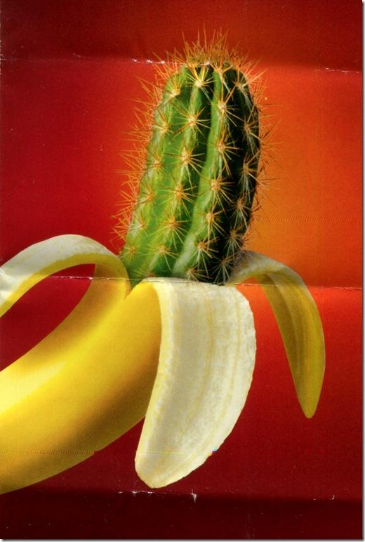 Banana-Cactus