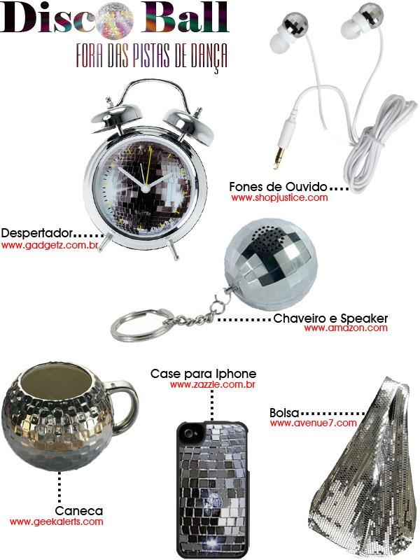Globo-Espelhado-Fones-Ouvido-Despertador-Speaker-Caneca-Case-Bolsa