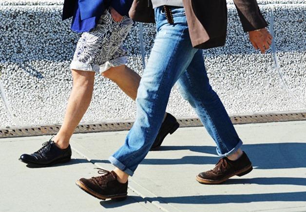 Street Style – Como Usar Sapatos Sem Meias (7)