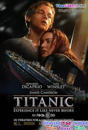 Tàu Titanic 3D