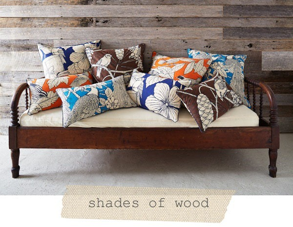 shades of wood