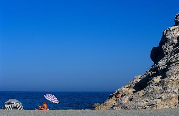 Hospitalet de l'Infant Illot i platja del Torn Vandellòs, Baix Camp, Tarragona 2003.07