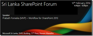 SharePoint Forum Event