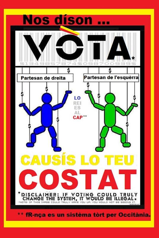 Votar en Occitània