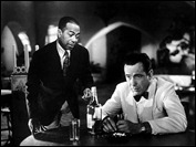 Casablanca Bar Scene