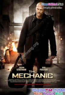 Trừng Trị Tội Ác - The Mechanic - Phim Mỹ