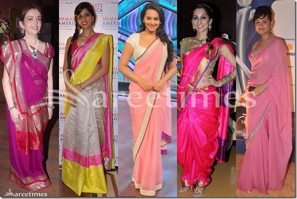 Pink_Bollywood_Saree(1)