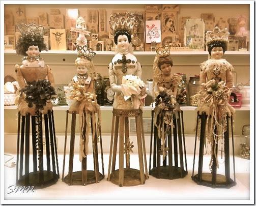 cage dolls