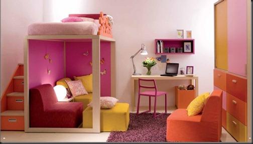 Dormitorios de niños y joves 3