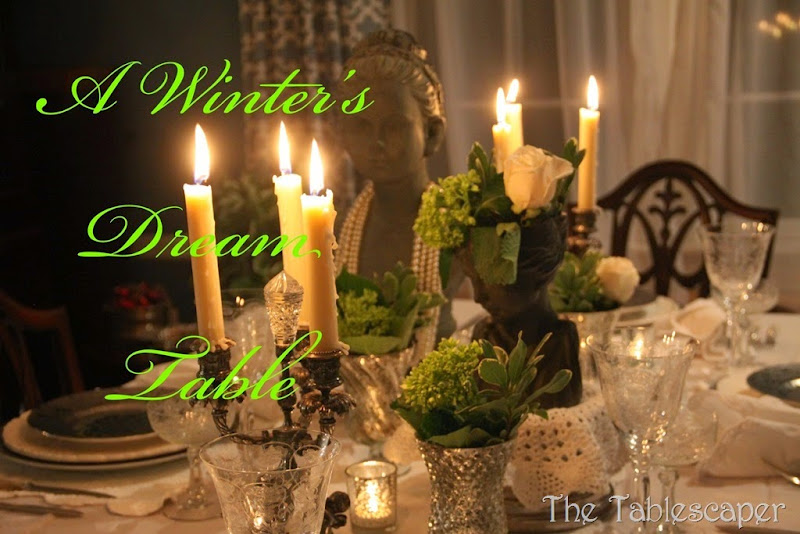 A Winter's Dream Table01
