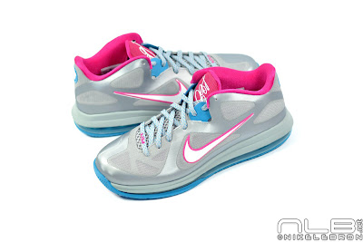 lebron9 low fireberry 25 web white The Showcase: Nike LeBron 9 Low WBF London Fireberry