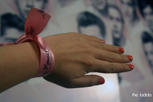 One Direction - Our Moment Perfume Launch - Sydney - Scented Ribbon