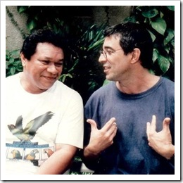 Dominguinhos e Ivan Lins