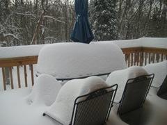 February Winter