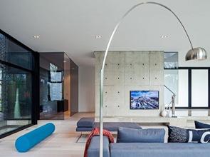 salon-moderno-diseño-de-muebles