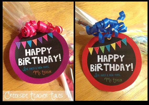 birthday tagss