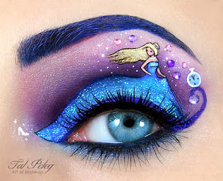 Amazing Makeup Art by Tal Peleg Seen On www.coolpicturegallery.us