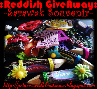 Sarawak Survinier GiveAway