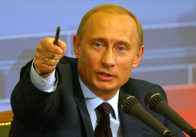 CC Photo Google Image Search.  Source is upload.wikimedia.org  Subject is Vladimir Putin -Presidential Press and Information Office.jpg