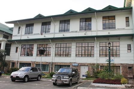 rizal park baguio city hall 6