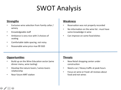 blockbuster swot analysis Blockbuster dominated industry in 1990's swot analysis, cont opportunities: venture globally to provide online rentals to europe and china, to name a few.