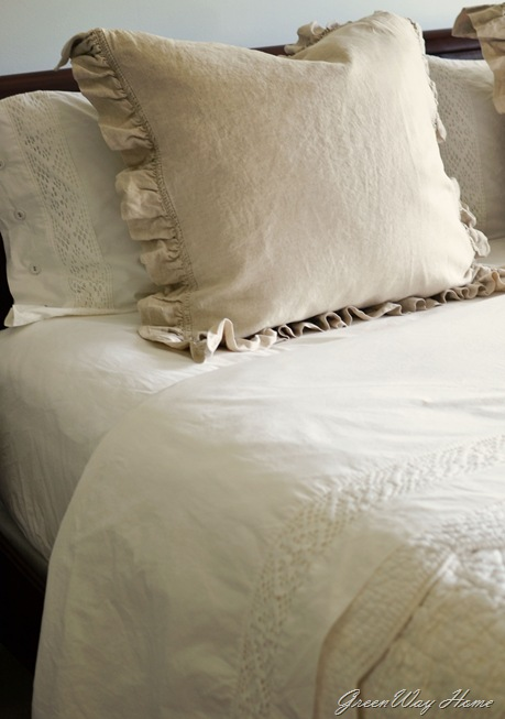 French farmhouse bedding 1