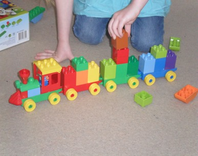 Building the train