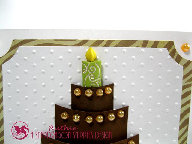 Feliz cumpleaños - SnapDragon Snippets - Ruthie Lopez. 2