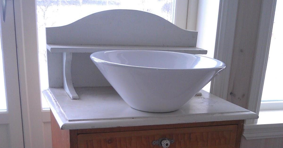 Bare eirin: vaskeservant.