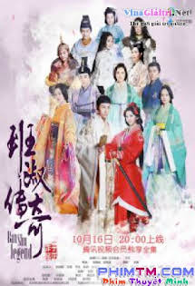 Ban Thục Truyền Kỳ 2015 - 班淑傳奇,Ban Shu Legend Tập 42 43 Cuối