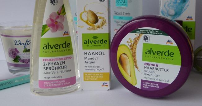 alverde hair