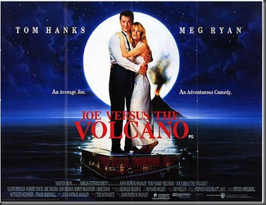 Joe contra el Volcán
