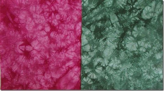 suzieandkayhand dye shibori colorsamples1