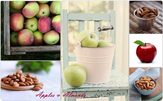Apple & Almonds