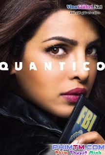 Học Viện Điệp Viên :Phần 1 - Quantico :Phần 1 Tập 19 20 Cuối