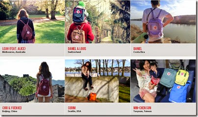Fjall Raven Kanken lookbook 03
