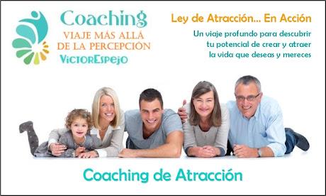 VIAJE MÁS ALLÁ DE LA PERCEPCIÓN, Víctor Espejo [ Curso en Audio ] – Coaching intensivo sobre la Ley de Atracción en Acción