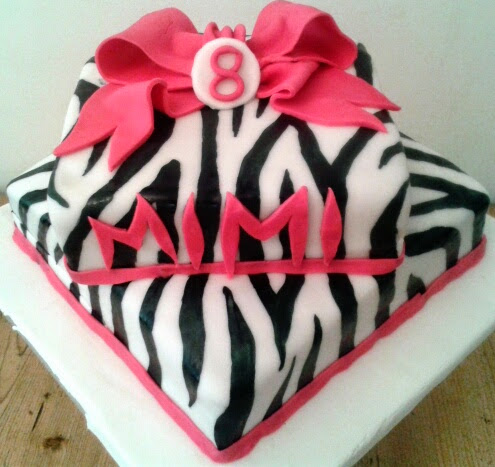 zebra theme birthday