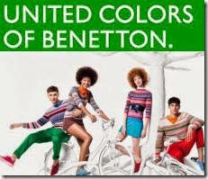 Myntra:buy United Colors of Benetton Clothing Rs. 1000 off on Rs. 2999 + 38% off