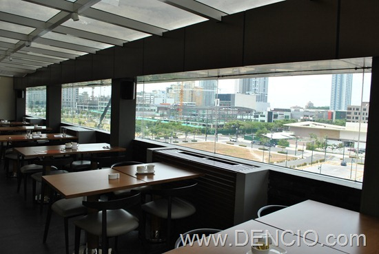 F Restaurant at F1 Hotel BGC 01