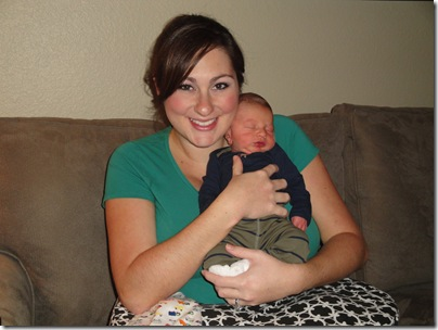 18.  Mommy and sweet Knox