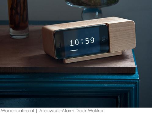 Areaware-Alarm-Dock-Wekker2