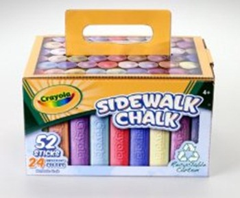 Sidewalk Chalk