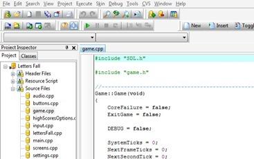 Creative C++ IDE