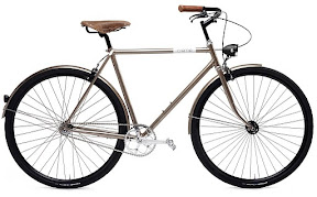 Creme Caferacer, Full Frame, Bronze, 7spd $1200 was $1700