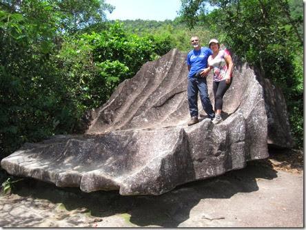 Pedra Sonora